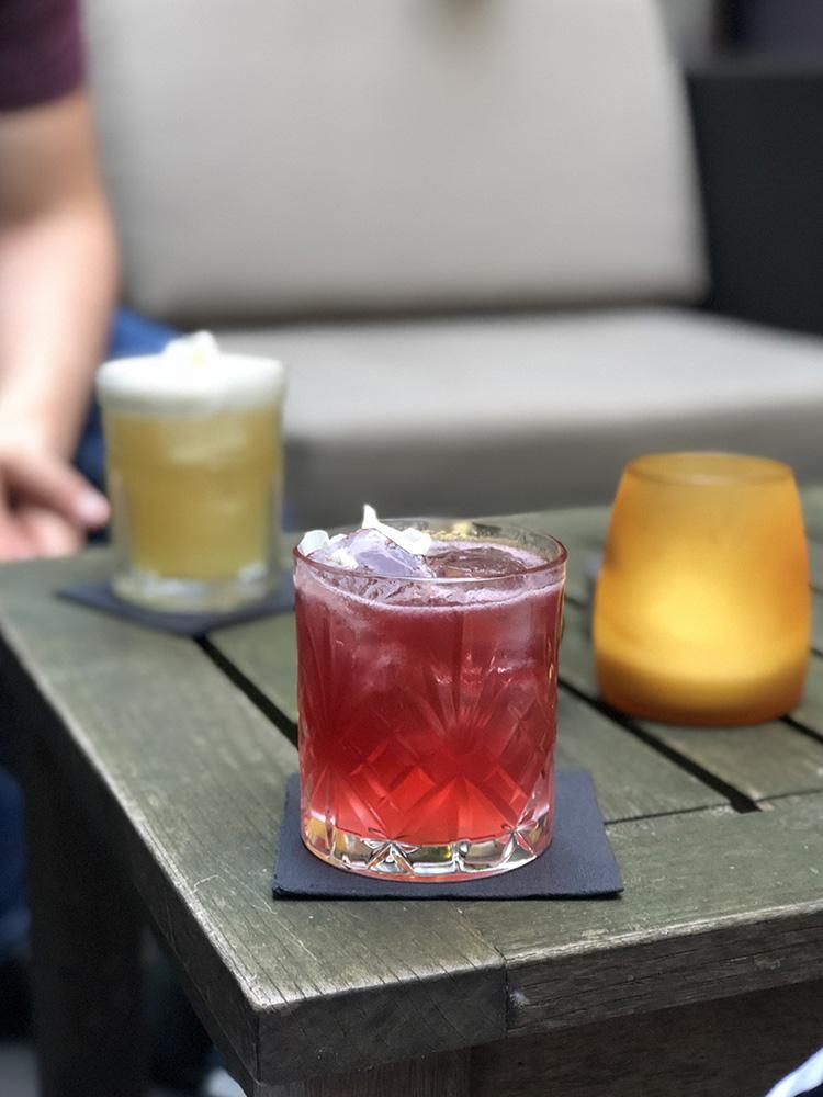 Cocktails at Nine