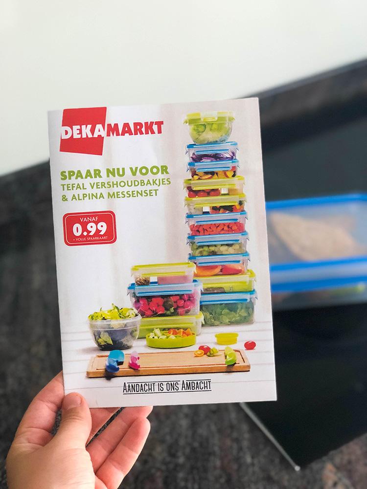 DekaMarkt spaarkaart