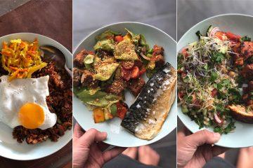 Sab's eetoverzicht week 20 - 2018