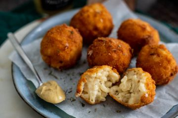 Mac & Cheese bitterballen