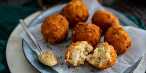 Mac & Cheese bitterballen