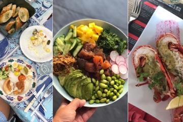 Sab's eetoverzicht week 31 - 2018