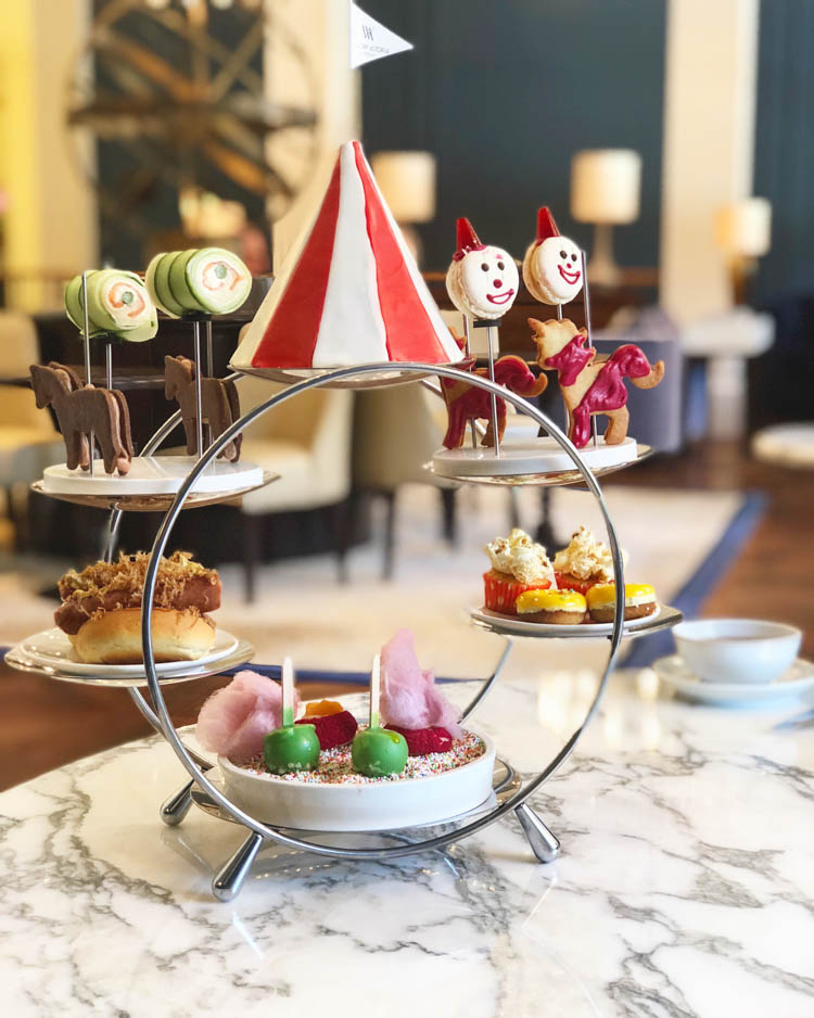 Afternoon Tea @ Waldorf Astoria Amsterdam