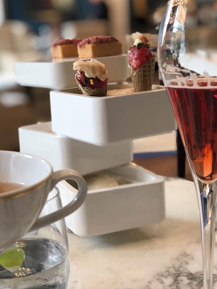 Afternoon Tea @ Waldorf Astoria Amsterdam