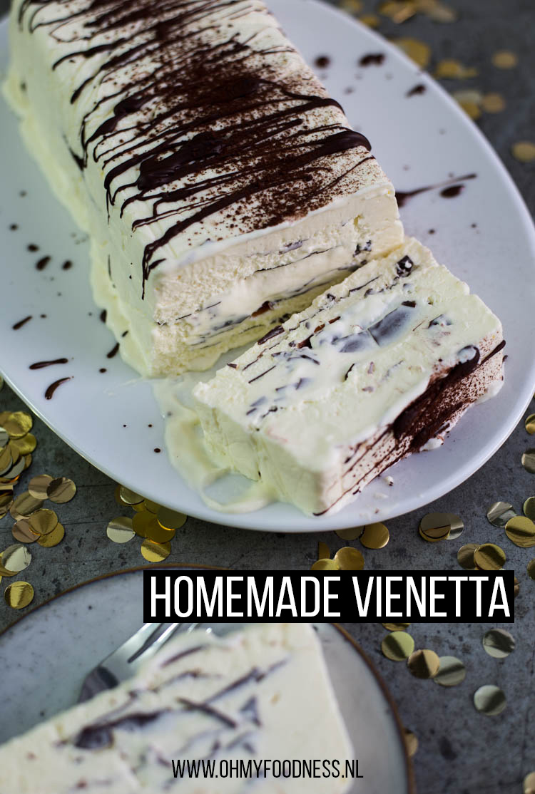 Homemade Vienetta