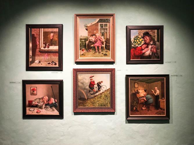 Marius van Dokkum museum