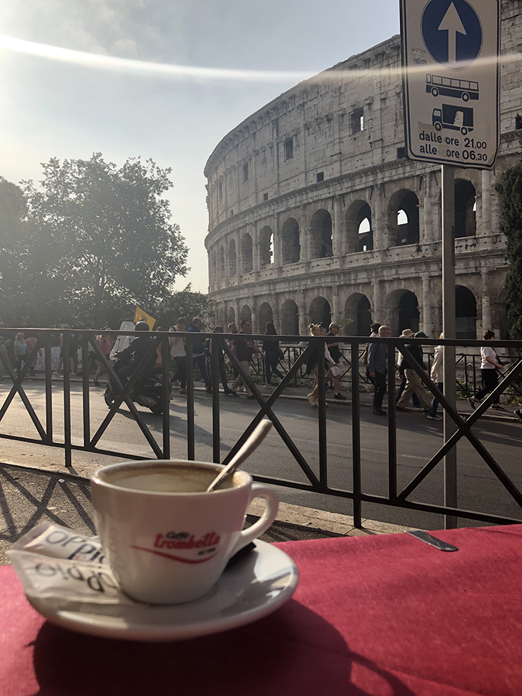 City guide Rome