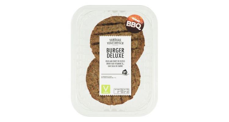AH Vegetarische burger deluxe, gegrild
