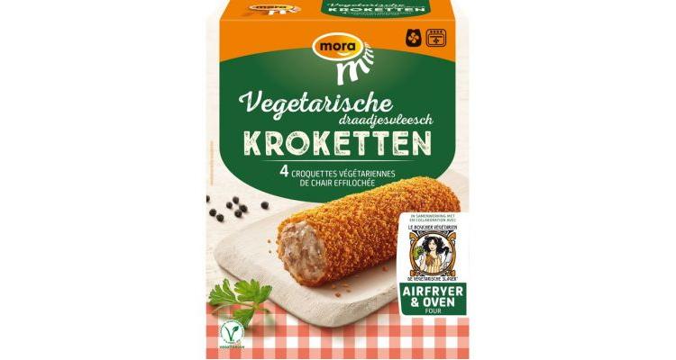 Mora x Vegetarische slager Vegetarische kroketten