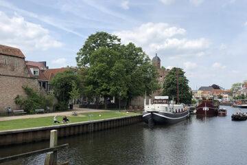 Hanzestadsgids Zwolle & Kampen