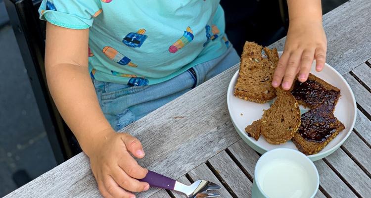 Culinaire opvoeding van baby #2: Onze ideeën