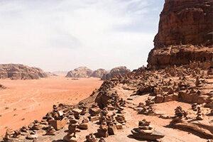 Travel Guide Jordanië