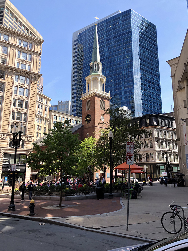 Boston CITY GUIDE - inleiding