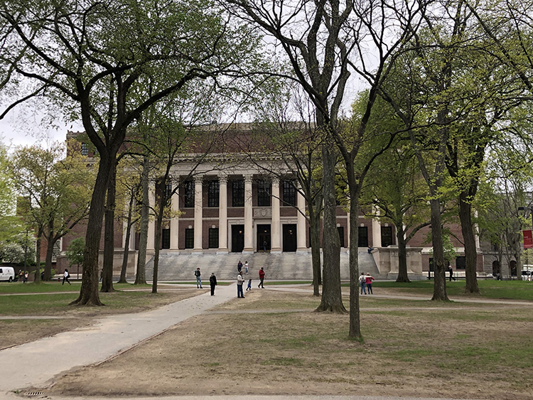 BOSTON CITY GUIDE doen in Boston: Harvard