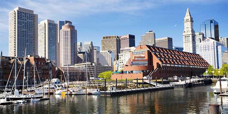 Boston Mariott Long Wharf