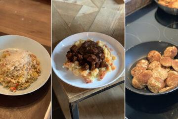Sab's eetoverzicht week 40-2019