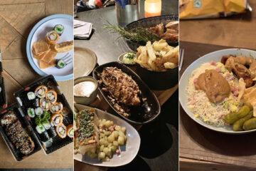 Sab's eetoverzicht week 41-2019