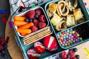 Snackbox voor peuters