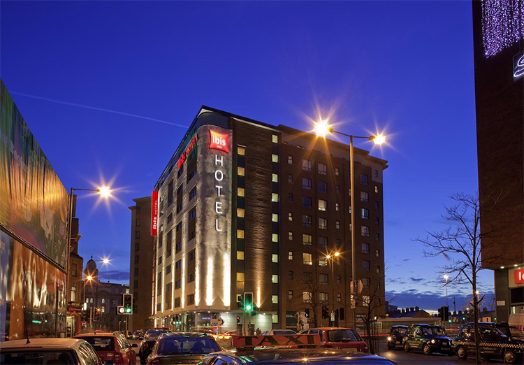 Ibis Belfast City Center hotel