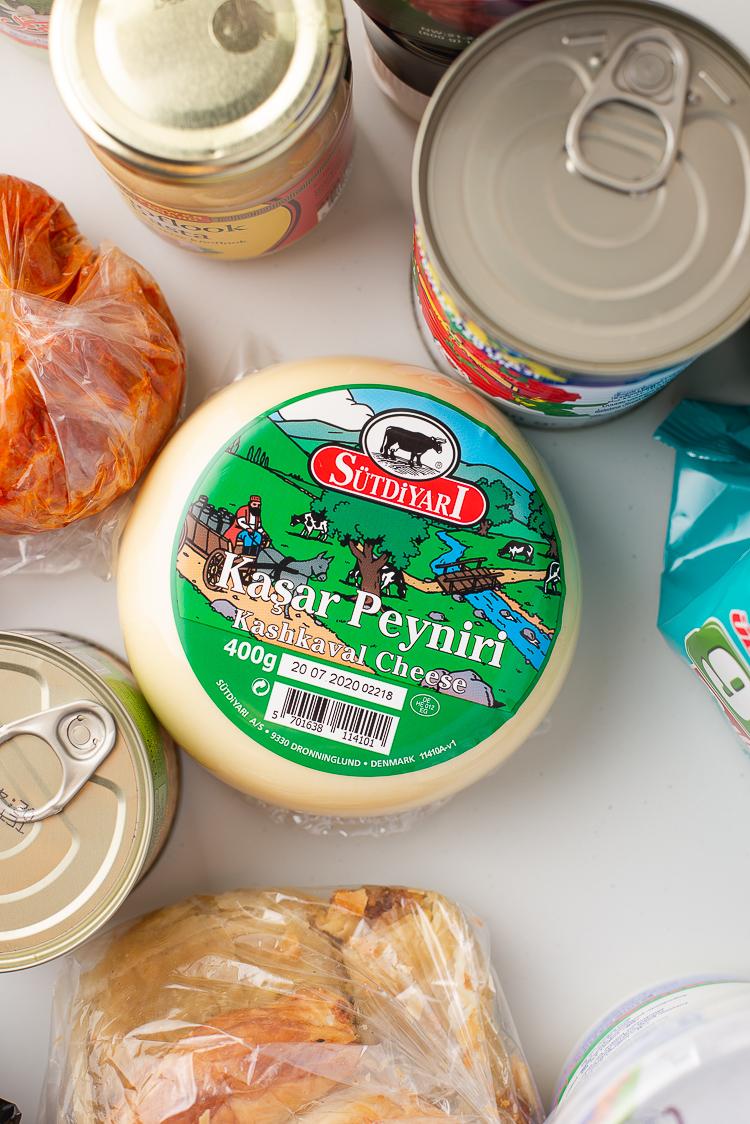 Booschappen: Turkse supermarkt