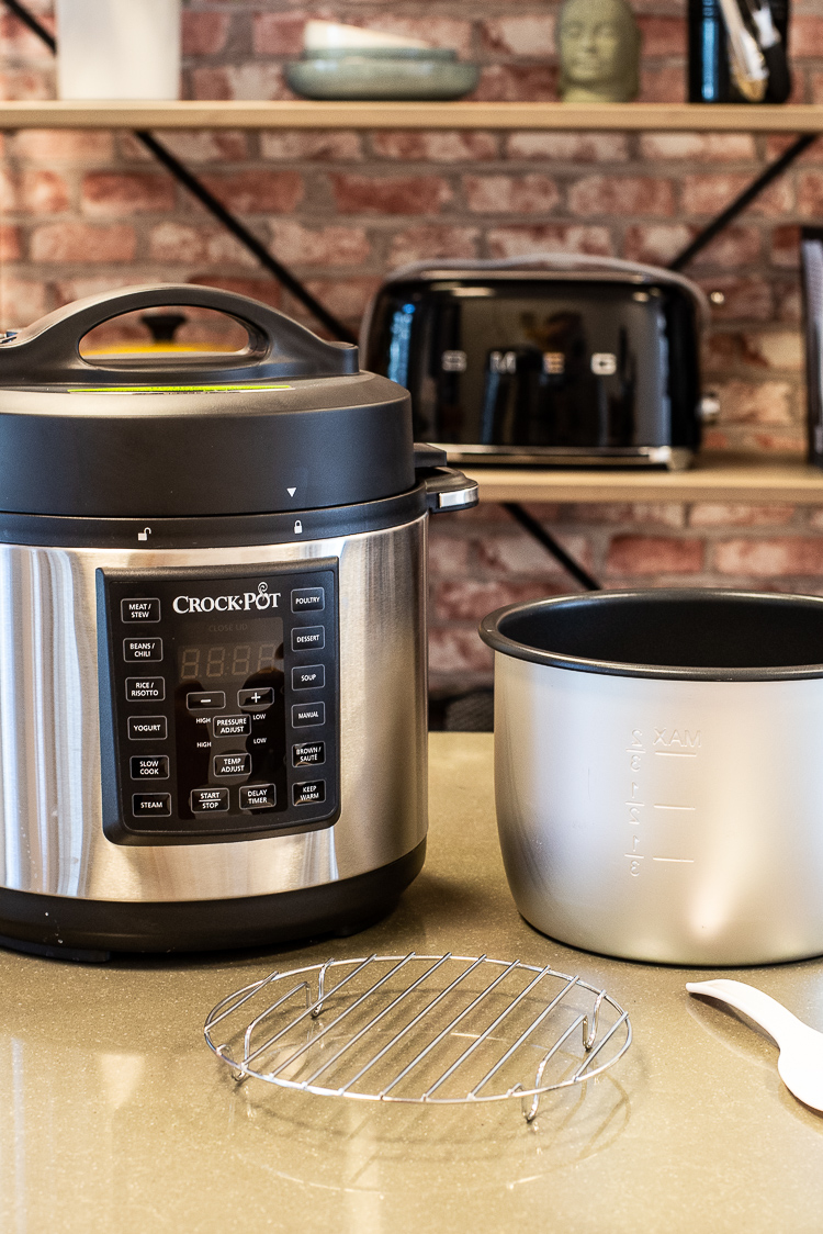 Crock-Pot Multi-cooker CR051 review