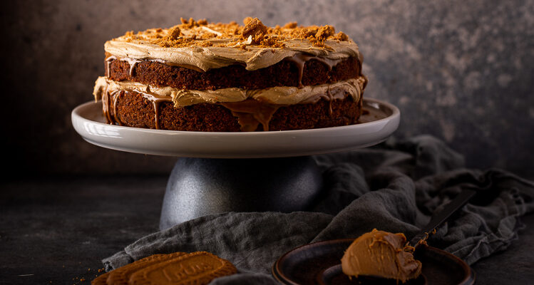 Speculoos carrotcake