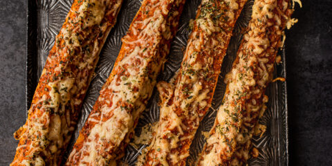 Provençaalse broodsticks