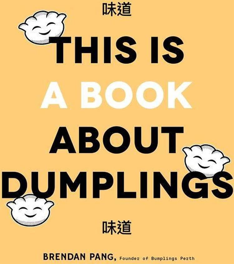This book is about dumplings